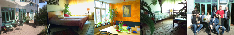 Rucksack Hotel - Luebeck - Home page image